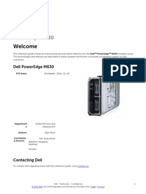 PowerEdge M630   Hyper V   Solid State Drive