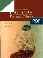 Calíope 2014- Otaviano e as Representações Numismáticas