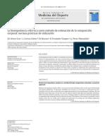La Bioimpedancia Eléctrica Como Método de Estimación de La Composición