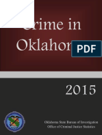 Crime in Oklahoma, 2015
