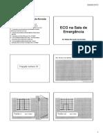Curso Emergencia Clinicas - ECG 2015 Med Cel
