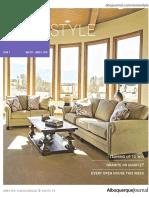 Albuquerque Journal Homestyle 05/28/2016