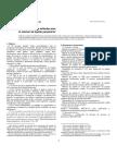 ASTM E-165-95 Método de Prueba Estándar Para Líquido Penetrante