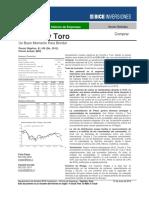 Informe Empresas Concha y Toro Junio 2012