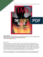 Time the Secret Killer