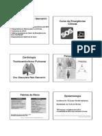 Curso Emergencia Clinicas - TEP 2015 Med Cel