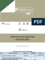 Proyectos-petroleros