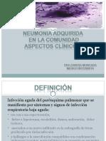 Abril 15 - Neumonia Adquirida en La Comunidad