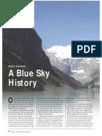 Blue Sky History