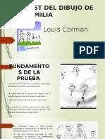 Test de La Familia, de Louis Corman
