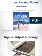 Chapter 3 Input, Output and Storage (1)