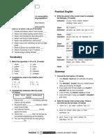 Mosaic TRD2 exam