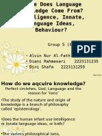 PPT Psycholinguistics