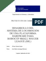 PFC Alvaro Garcia Lopez