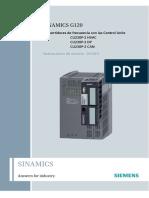 G120 Manual de Operación CU230-2