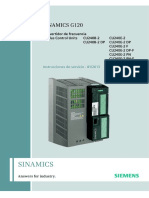 G120 Manual de Operacion CU240B-2 y CU240E-2 Es