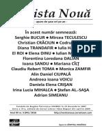 Revista Noua 3 2016