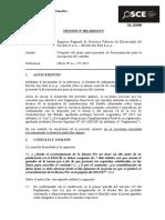 054-13 - PRE - ELECTRO SUR ESTE - Cómputo de Plazo Para Entrega de Documentacion Suscripción Del Contrato
