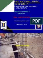 Cimentaciones 2014-II