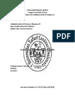 Formatos para Auditar Procesos de RRHH.docx