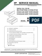 MX-DEX7 service manual
