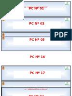 Etiquetas Pc