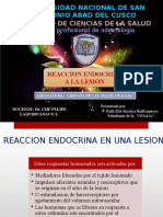 reaccion endocrina