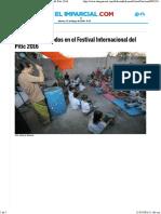 30-05-16 Diversión Para Todos en El Festival Internacional Del Pitic 2016