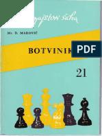 Veliki Majstori Saha 21 - Botvinik