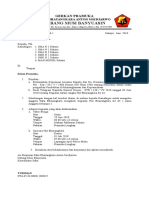 contoh Surat Undangan Rapat Pramuka