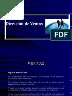 DIRECCION DE  VENTAS 06.04.ppt
