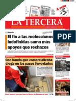 Diario La Tercera 31.05.2016
