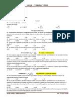 Combinatória - CFO
