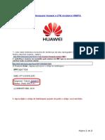 Como Desbloquear Huawei e ZTE Modems HSDPA