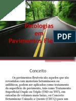 patologias Pavimenos Flexíveis