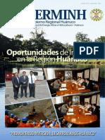 Inversion en Energia y Mineria Huanuco