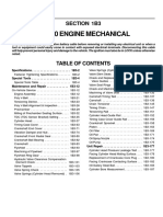 Service Manual Musso Engine (OM 600)