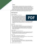 Jobswire.com Resume of jdwright24