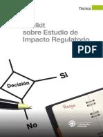 Toolkit Sobre Estudio de Impacto Regulatorio