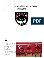 The 20 Truths of Western Oregon Volleyball