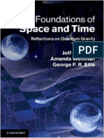 Foundations of Space and Time Reflections on Quantum Gravity - Jeff Murugan .pdf