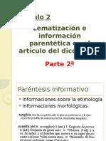 Módulo 2la Lematizacion e Informacion Parentetica Parte2