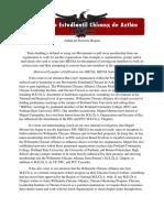position paper- willamette chicano alliance