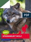 Spreekbeurt de Wolf