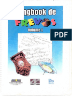 Songbook de Frevos Vol 01