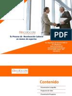 a Presentacion Recolocate - Individual 15 Jul 2015.pdf