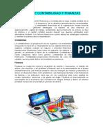 Area de Contabilidad y Finanzas