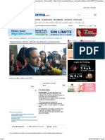 04-05-16 Ayuntamiento Solicita a Estado 165 Mdp Para Pavimentación - Hermosillo