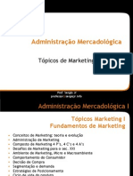Aulas - Marketing - Prof  Sergio Jr