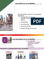 Decisores de La Economia - Economia Internacional